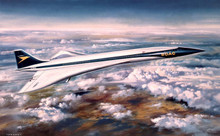 Airfix Concorde Prototype (BOAC) 1/144 A05170V