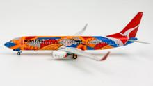 "Extra Models Qantas Boeing 737-800/w VH-VXB B-7380001A <""Yananyi Dreaming"" livery> 1/400"
