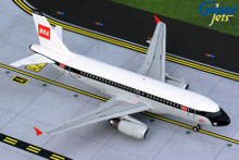 "GeminiJets British Airways Airbus A319 ""BEA Retro"" 1/200 G2BAW842"