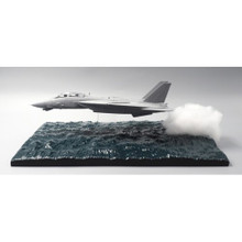 Calibre Wings Ocean Low Pass Diorama Base 1/72 CBW72DB01