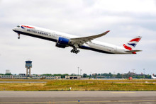 Phoenix British Airways Airbus A350-1000 G-XWBB 1/400