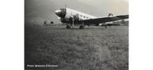 Herpa Swissair Douglas DC-3 - neutrality color scheme 1/200