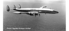 "Herpa Qantas Lockheed L1049G Super Constellation VH-EAP ""Southern Zephyr"" 1/200"