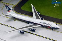 GeminiJets British Airways Boeing 747-400 Retro Landor Livery G-BNLY 1/200 G2BAW840