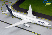 GeminiJets Lufthansa Airbus A330-300 New Livery D-AIKO 1/200 G2DLH798