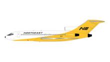 GeminiJets Northeast Boeing 727-100 YellowBird Livery N1632 1/200 G2NEA828
