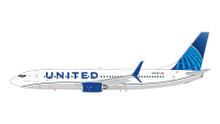 GeminiJets United Airlines Boeing 737-800S New Livery N37267 1/200 G2UAL763