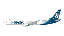 GeminiJets Alaska Airlines Boeing 737 Max 9 N913AK 1/400 GJASA1873