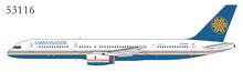 NG Models Ambassador Airways Boeing 757-200 G-BUDX 1/400 NG53116
