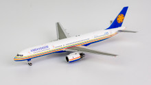 NG Models Ambassador Airways Boeing 757-200 G-BUDX 1/400 NG53116