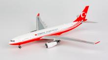 NG Models TURKIYE CUMHURIYETI Airbus A330-200 TC-TUR 1/400 NG61006