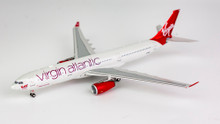 NG Models Virgin Atlantic Airbus A330-200 G-VGEM 1/400 NG62007