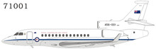 NG Models Royal Australian Air Force Falcon 7X A56-001 1/200 NG71001