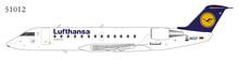NG Models Lufthansa CRJ-100LR D-ACLT 1/200 NG51012