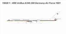 Panda Models Germany Air Force Airbus A340-300 1601 1/400