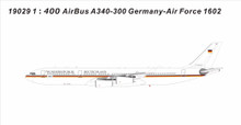 Panda Models Germany Air Force Airbus A340-300 1602 1/400
