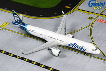 GeminiJets Alaska Airlines Airbus A32Neo N928VA 1/400 GJASA1855