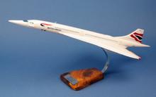 Pilot Station British Airways Concorde G-BOAA 1/100