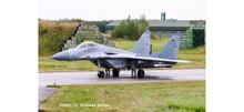 Herpa Luftwaffe Mikoyan MiG-29A Fulcrum Jagdgeschwader 73 1/200