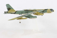"""Herpa U.S. Air Force Boeing B-52H Stratofortress - 644th Bombardment Squadron, 410th Bombardment Wing, K.I. Sawyer AFB """"Someplace Special"""" - 60-0057"""
