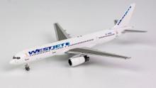 NG Models WestJet Airlines 757-200 N750NA 1/400 NG53122