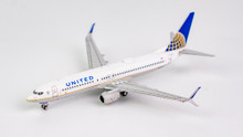 NG Models United Airlines 737-800/w N77296 <with scimitar winglets> 1/400 NG58010
