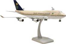 Hogan Saudi Arabian Airlines Boeing 747-400 1/200