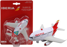 Iberia Fun Plane with Lights and Sound