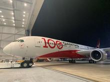 Inflight200 Qantas Boeing 787-9 Dreamliner VH-ZNJ 1/200 IF789QFA100