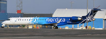 JC Wings Adria Airways Bombardier CRJ-900 (Nordica Livery) ES-ACD 1/200
