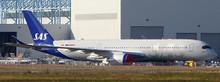 JC Wings SAS Scandinavian Airlines Airbus A350-900XWB (New Livery) SE-RSA 1/200