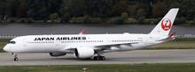JC Wings Japan Airlines Airbus A350-900XWB JA04XJ 1/400