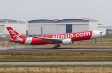 Phoenix AirAsiaX Airbus A330-900Neo HS-XJA 1/400