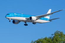 Phoenix KLM Boeing 787-9 PH-BHC 1/400
