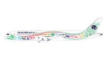 "GeminiJets AeroMexico Boeing 787-9 XA-ADL ""Quetzalcoatl"" Livery 1/200 G2AMA838"