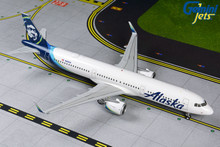 GeminiJets Alaska Airbus A321Neo N938VA 1/200 G2ASA835
