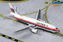 GeminiJets United Boeing 737-300 N327UA (Saul Bass Livery) 1/400 GJUAL1203