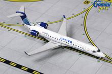 GeminiJets United Express CRJ-550 N504GJ 1/400 GJUAL1900