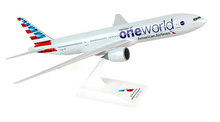 Skymarks American Airlines Boeing 777-200 One World 1/200 SKR822A