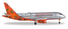 "Herpa Aeroflot Sukhoi Superjet SSJ-100 ""90th Anniversary"" - RA-89009 1/500 531160"