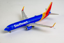 NG Models Southwest Airlines Boeing 737-800/w N8686A <with scimitar winglets> 1/400 NG58032