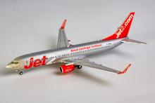 "NG Models Jet2 Boeing 737-800/w G-JZHG ""Great Package Holidays"" 1/400 NG58033"