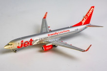 """NG Models Jet2 Boeing 737-800/w G-JZBL <with """"Friendly Low Fares"""" 1/400 NG58035"""