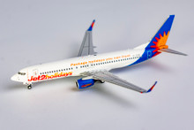 "NG Models Jet2 Holidays Boeing 737-800/w G-JZHA ""Package holidays you can trust"" 1/400 NG58038"