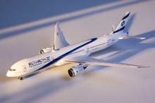 NG Models El Al Israel Airlines Boeing 787-9 4X-EDB 1/400 NG55026