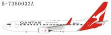 Extra Models Qantas 737-800/w VH-VXP 1/400 B-7380003A