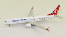 Phoenix Turkish Airlines Boeing 737-900Max TC-LYA 1/400