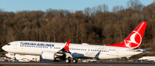 Phoenix Turkish Airlines Boeing 737-900Max TC-LYB 1/400