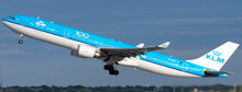 Phoenix KLM Airbus A330-300 PH-AKD '100 Years' 1/400