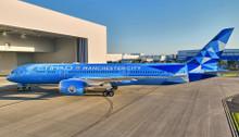 Phoenix Etihad Boeing 787-9 A6-BND 'Manchester City' 1/400
